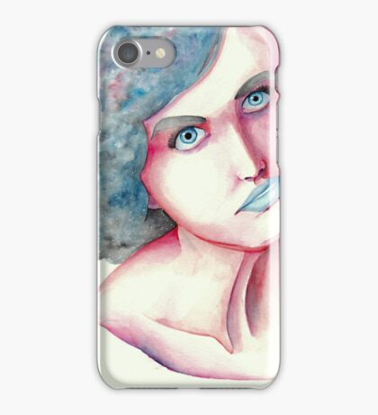 Stars in her Eyes iPhone Case/Skin
