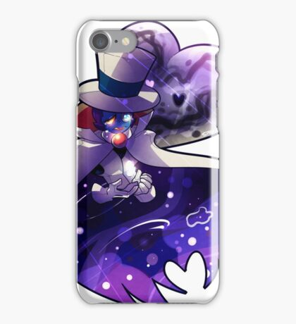 Count Bleck  iPhone Case/Skin