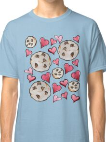 Chocolate Chip Cookie Lover Classic T-Shirt