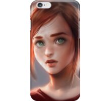 The last of us: Ellie iPhone Case/Skin