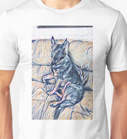 Elegance Of A Shepherd Unisex T-Shirt