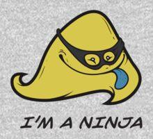 I'M A NINJA Baby Tee