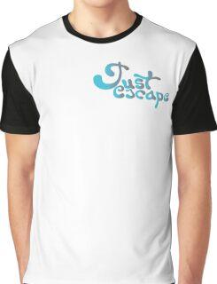 Just Escape Graphic T-Shirt