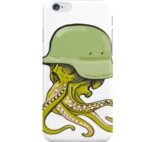 Warsquid iPhone Case/Skin