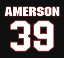 NFL Player David Amerson thirtynine 39 by imsport