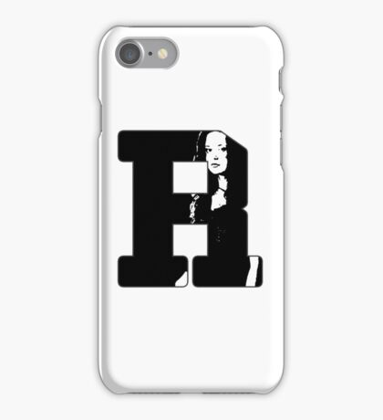 R is for River iPhone Case/Skin