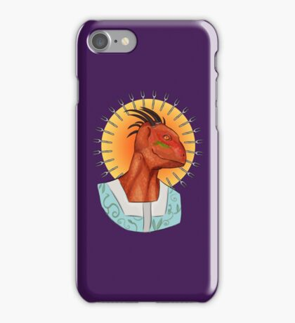 Big Head, Lover of Forks iPhone Case/Skin