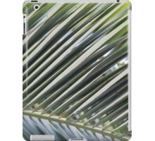 leaf in the garden iPad Case/Skin