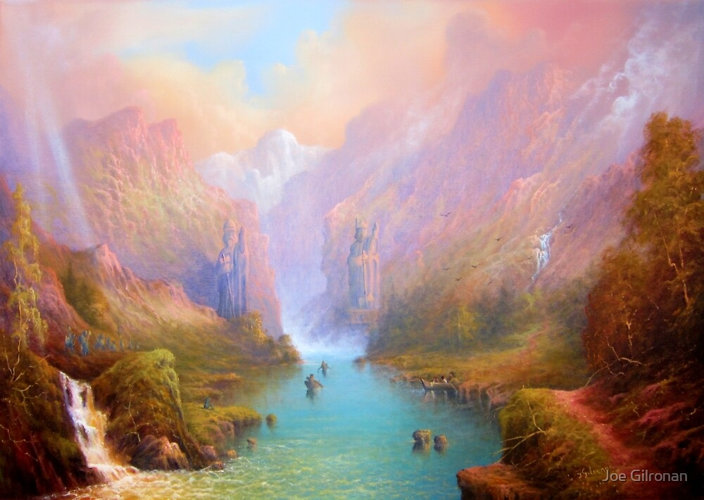 The Great River by Joe Gilronan
