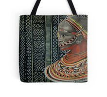 MudCloth Kenya Tote Bag