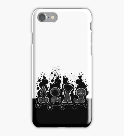 Ghost Plushies - AJIN anime iPhone Case/Skin