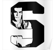 S is for Simon Poster