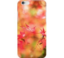 Autumnal magic iPhone Case/Skin