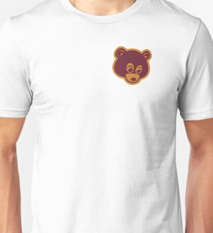 kanye west - dropout bear Unisex T-Shirt