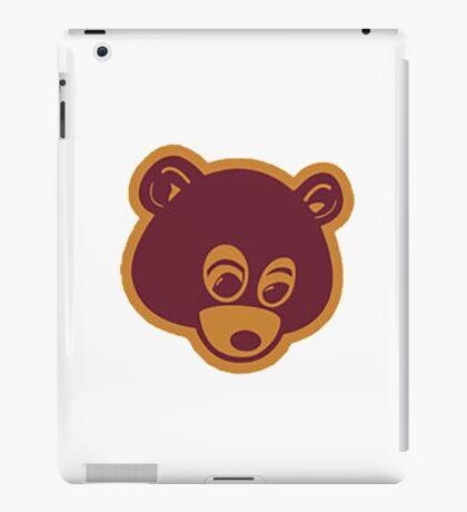 kanye west - dropout bear iPad Case/Skin