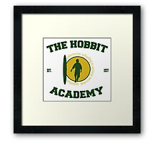 The Hobbit Academy Framed Print