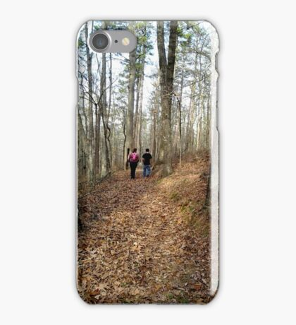 Journey into the Unknown iPhone Case/Skin