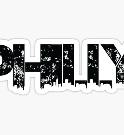 Philly Sticker
