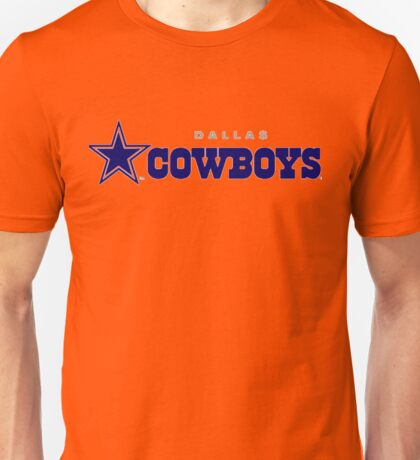Dallas Cowboys Football Unisex T-Shirt