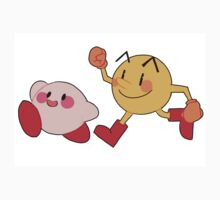 Kirby and Pac-Man Kids Clothes