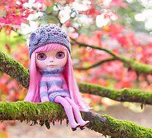 Climbing trees by Zoe Power