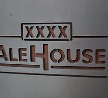 XXXX Ale House by mbutwell