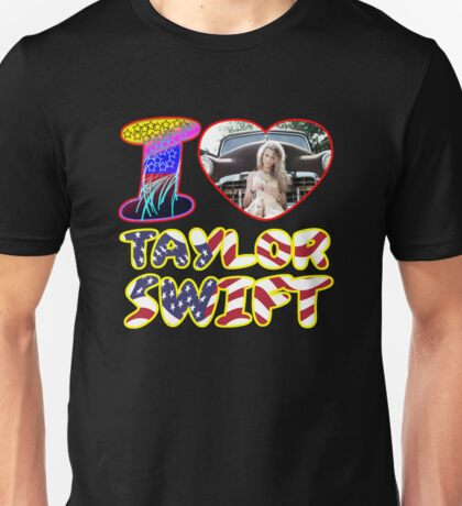taylor swift Unisex T-Shirt
