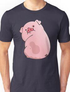 Pinky Cute Hog  Unisex T-Shirt