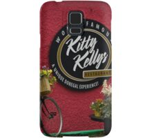 Kitty Kelly's restaurant, Donegal - wide Samsung Galaxy Case/Skin