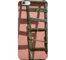 Let me take my chances on the wall of death iPhone Case/Skin