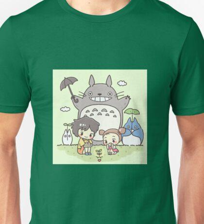 totoro-plant Unisex T-Shirt