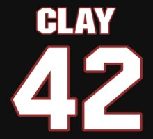 NFL Player Charles Clay fortytwo 42 by imsport