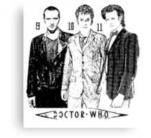 doctors Canvas Print