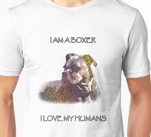 I AM A BOXER Unisex T-Shirt