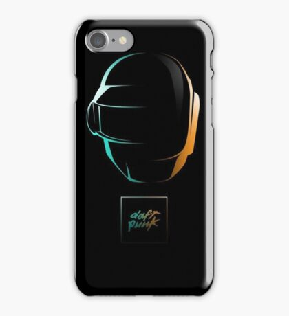Daft1 iPhone Case/Skin