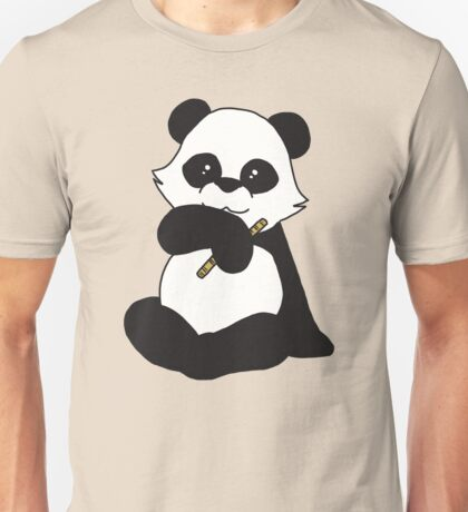 The Cute Baby Panda Unisex T-Shirt
