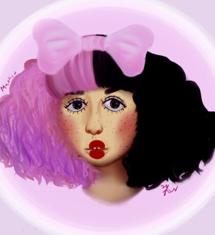 Melanie Martinez- Dollhouse Sticker