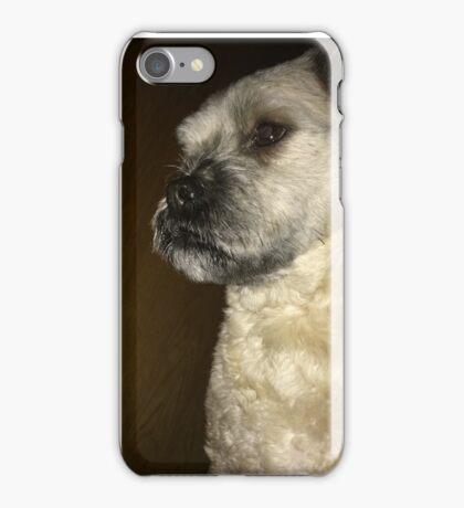 My sad looking doggo  iPhone Case/Skin