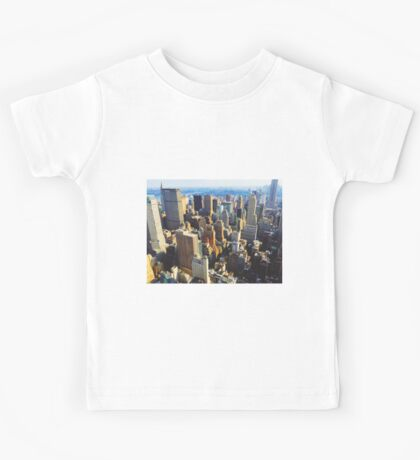 MANHATTAN, NYC 3 Kids Tee
