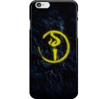 Light Bearer Symbol iPhone Case/Skin