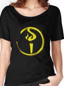 Light Bearer Symbol Women's Relaxed Fit T-Shirt