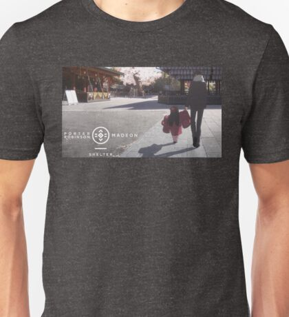 Porter Robinson & Madeon Shelter Unisex T-Shirt