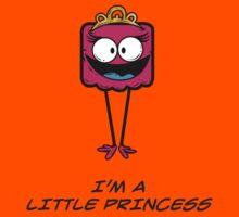 I'M A LITTLE PRINCESS Kids Tee