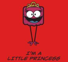 I'M A LITTLE PRINCESS Kids Clothes