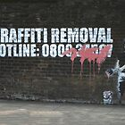 Graffiti Removal Hotline by areyarey