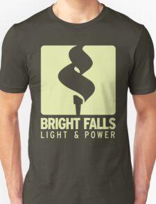 Bright Falls Light & Power (Alt.) T-Shirt