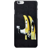Banana Pulp Fiction  iPhone Case/Skin