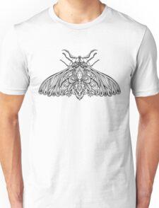 Night Moth Unisex T-Shirt