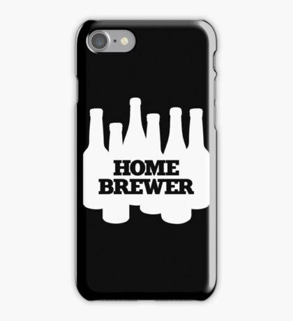 Beer Making Beast Tee copy iPhone Case/Skin