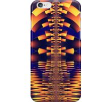Magical reflections iPhone Case/Skin